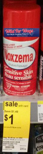 Shave Creams As Low As $1!