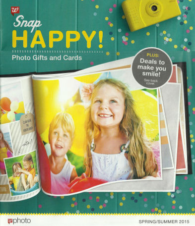 Snap Happy Photo Coupon Book!