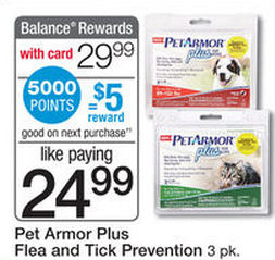 Save $10 on PetArmor Plus Next Week