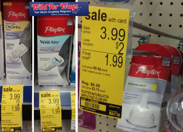 Playtex Vent Aire deals