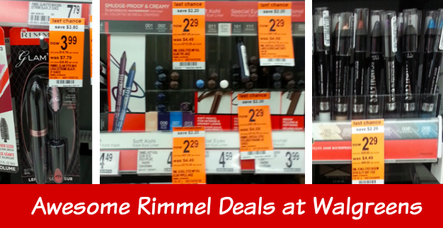Awesome Rimmel Deals