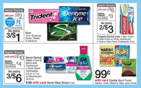 Walgreens Weekly Ad & Coupons - 5/17/15