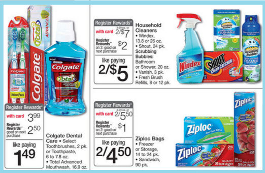 Walgreens Weekly Ad & Coupons - 5/10/15