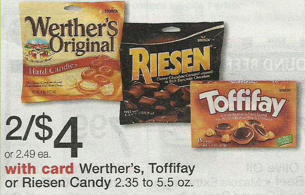 Werther's sale