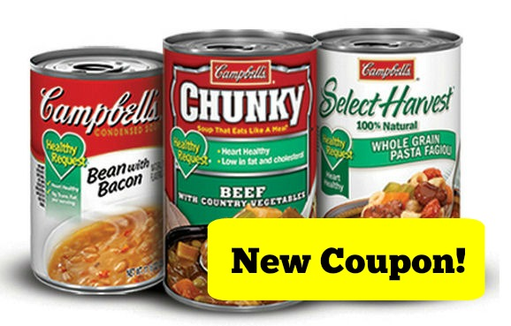 There are two new Campbell's coupons available to print! I know many ...