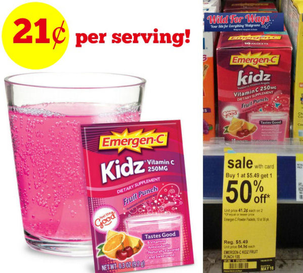 Where to buy emergen c kidz