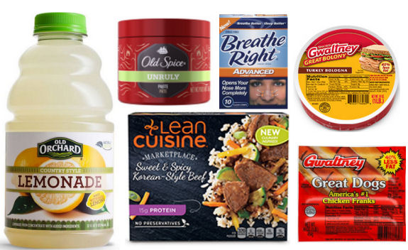 New Coupons - Old Orchard, Breathe Right, Lean Cuisine & More!