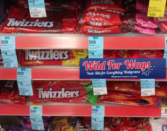 Twizzlers $1.25 Each!