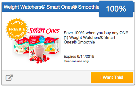 Free Weight Watchers Smoothie