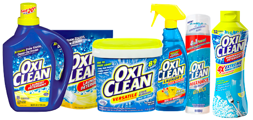 Oxi Clean Coupons
