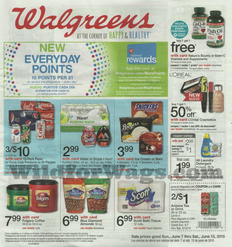 Browse the latest Walgreens Weekly Ad, valid January 6 – January 12, Don't miss the Walgreens Flyer Deals and household & beauty sales & offers from the current Ad Circular.