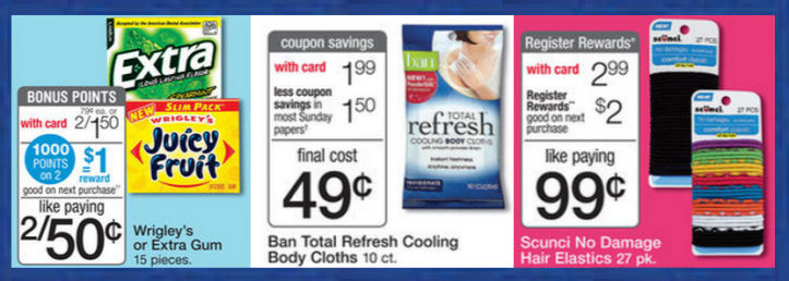 Walgreens Weekly Ad & Coupons - 6/7/15