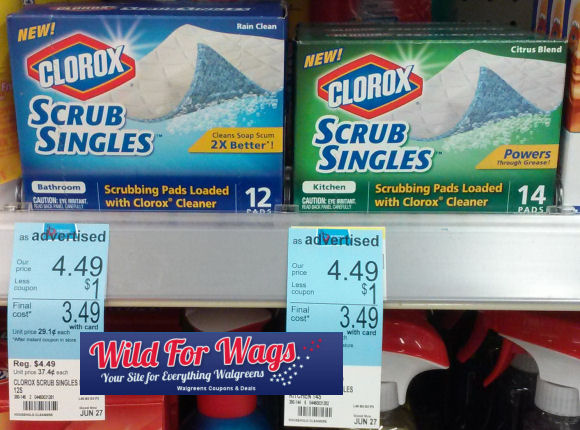 Hurry! New Clorox Coupon + Deal Stack!