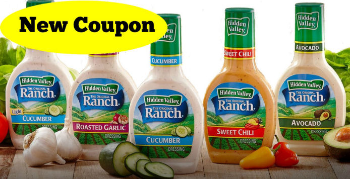 new hidden valley ranch dressing coupon. Black Bedroom Furniture Sets. Home Design Ideas