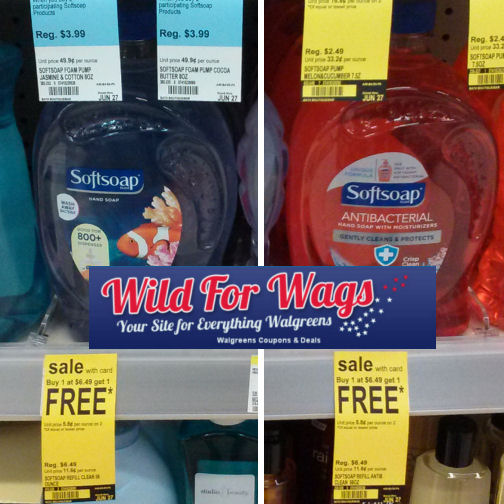 Softsoap 56oz Refills $3.24 - No Coupons Needed!