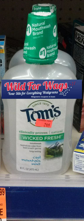 tom's of maine clearance deal