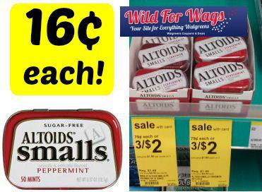 Altoids Smalls deals