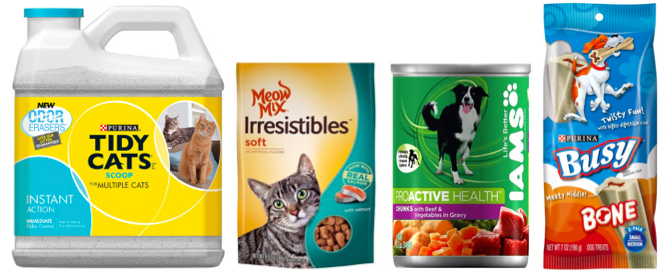 Printable Pet Coupons