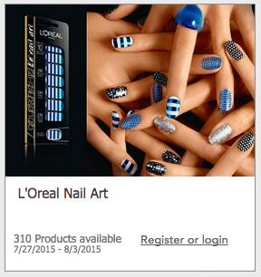 L'Oreal Nail Art