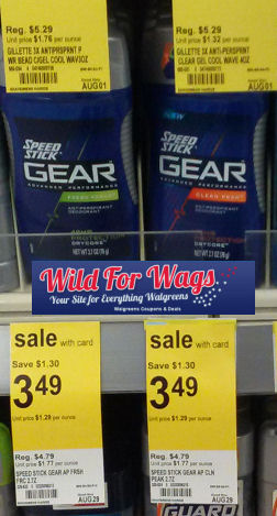 New Speed Stick Gear Coupon + Monthly Sale!