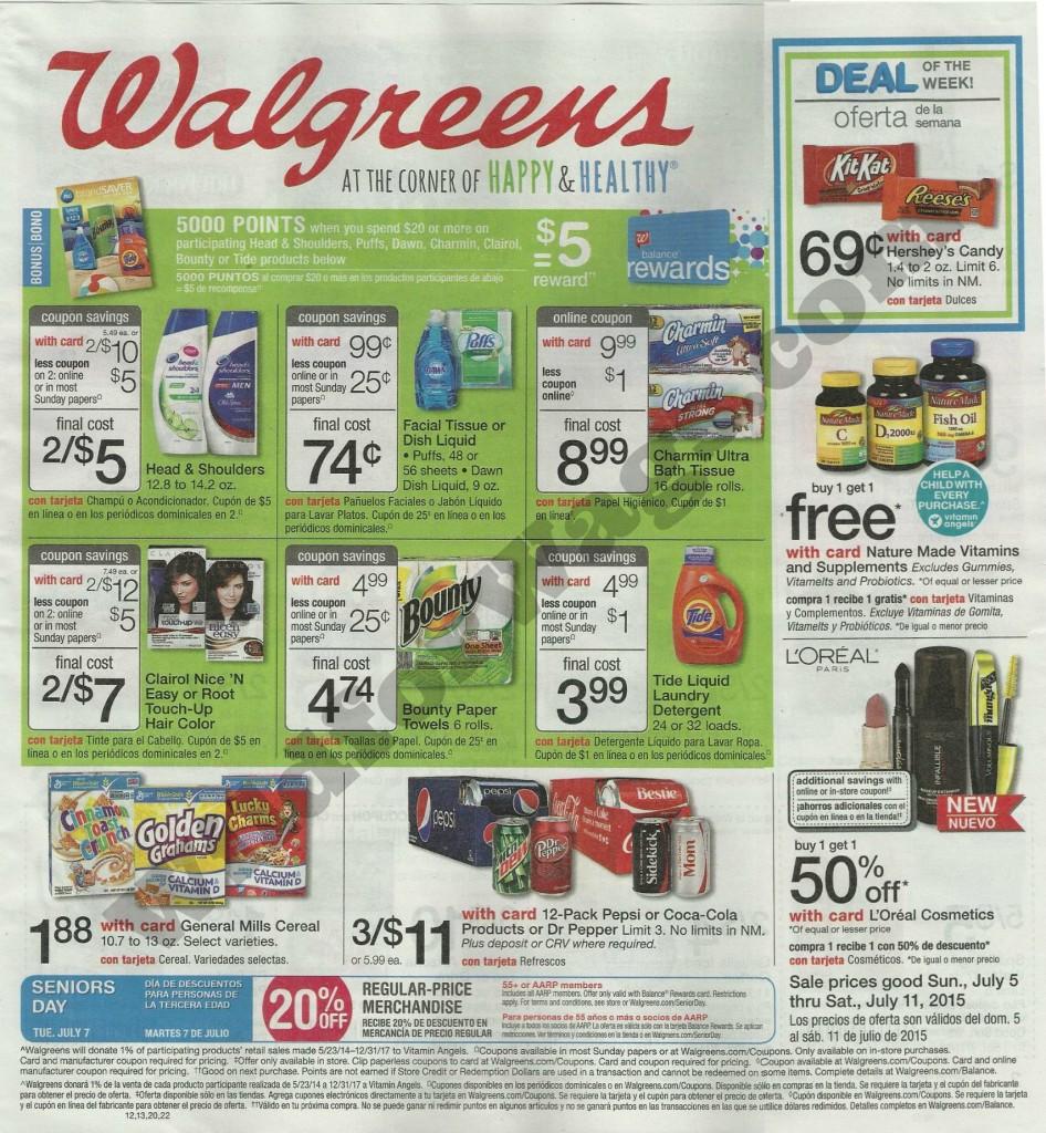 Walgreens Ad 7-5-15pg01