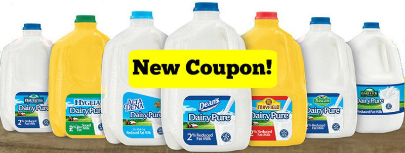 *HOT* Coupon on Milk - Hurry!