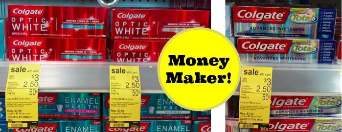 Colgate Money Maker