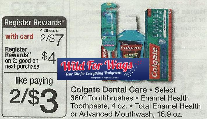 Colgate Mouthwash Just 47¢ Each Next Week!