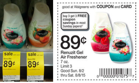 Renuzit Coupons