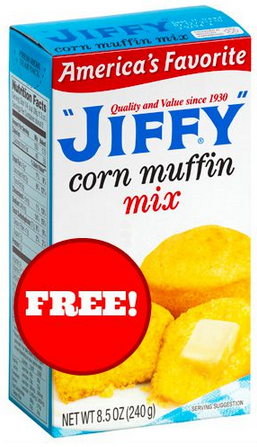 Free Jiffy Corn Mix