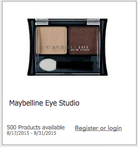 Free Maybelline