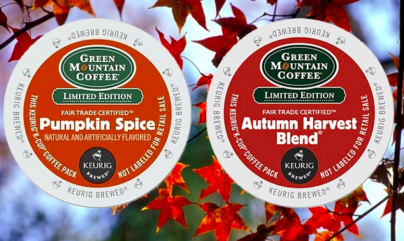 Pumpkin Spice K-cup coupons