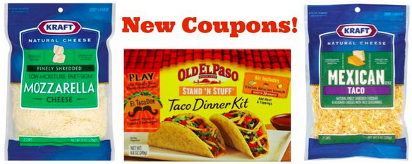 New Old El Paso Coupons