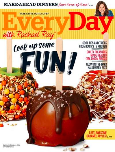 EveryDay with Rachael Ray October