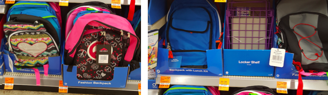 Clearance Back to School