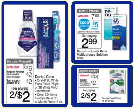 Walgreens Weekly Ad & Coupons - 9/20/15