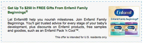 Free Enfamil Samples
