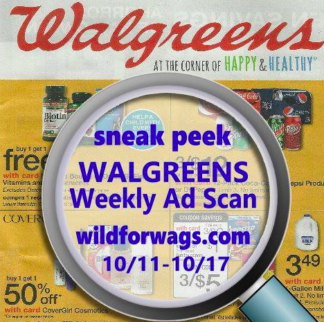 Walgreens Sneak Peek