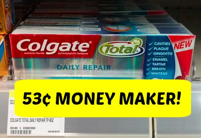 Colgate Money Maker