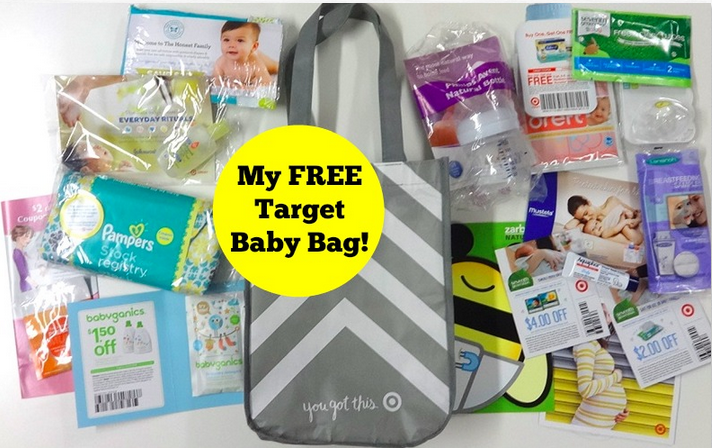 Target Baby Bag  sc 1 st  WildForWags.com & Get Your FREE Target Baby Bag!