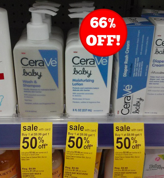 photo relating to Cerave Coupons Printable referred to as Cerave am coupon : Tj maxx coupon code 2018