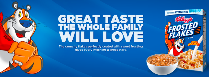 Frosted Flakes Coupons