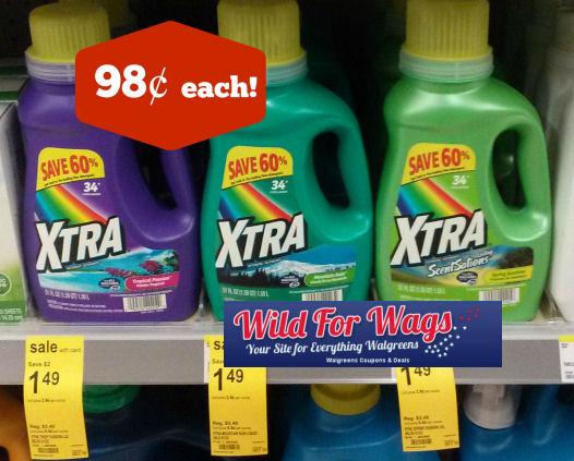 Xtra detergent deal