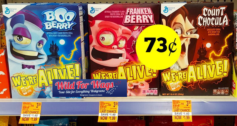 GM Halloween Cereal Coupon is Back! Boo Berry, Count Chocula – As ...