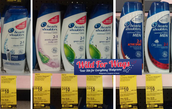 Head & shoulders rr deal