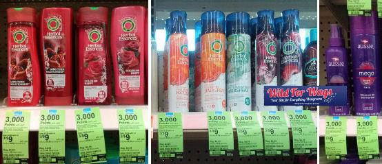 Herbal Essences & Aussie deal