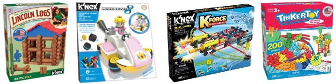K'Nex Toy sale