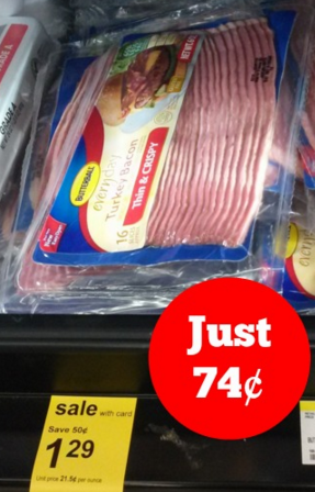 Butterball Turkey Bacon coupons