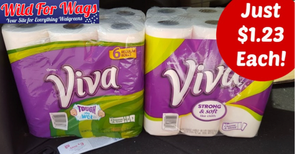 Viva Paper Towel Deal