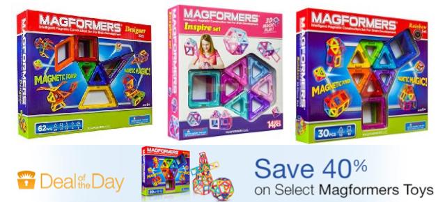 Magformer Toys